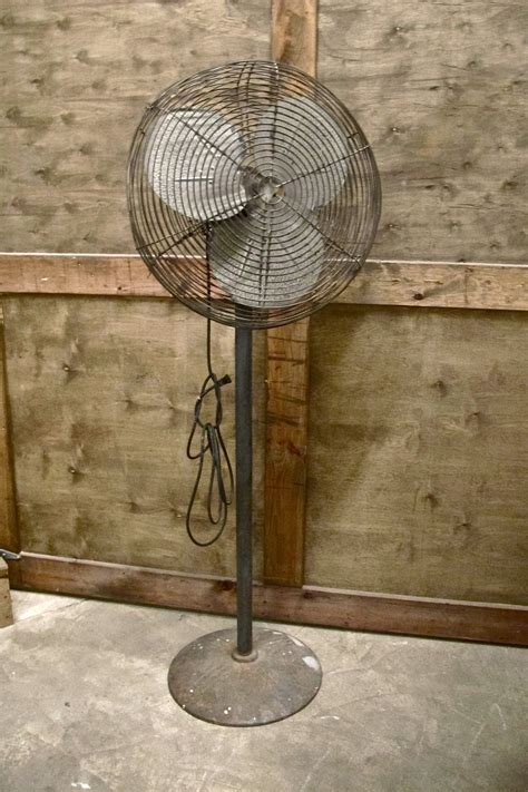industrial stand up fan fans primate props