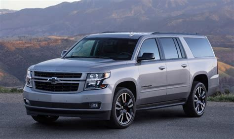 2020 Chevrolet Tahoe Redesign by 2020 Chevy Tahoe Z71 Redesign Changes Release Date