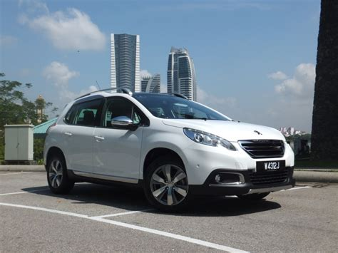 Compact Suv Reviews by Test Drive Review Peugeot 2008 Compact Suv Autofreaks