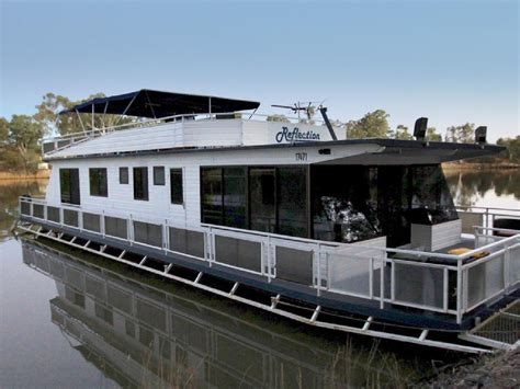 Houseboat On The Murray by Houseboats The Murray Australia