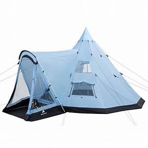 Tipi Zelt Indianerzelt Teepee Campingzelt Wigwam Fr