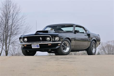 1969 Ford Mustang Boss 429  The Boss Is Back  Hot Rod