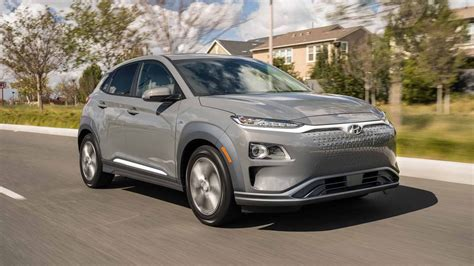 Hyundai Kona 2019 Photo by 2019 Hyundai Kona Ev Exterior Hd Photos Car Release Date