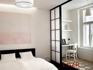 Simple Bedroom Decoration of Apartment | Home design and ideas