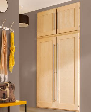 portes placards cuisine installer une porte de placard battante les bonnes