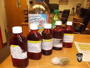 Promethazine Codeine Bottle