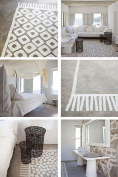 1000  images about painted rugs on concrete on Pinterest