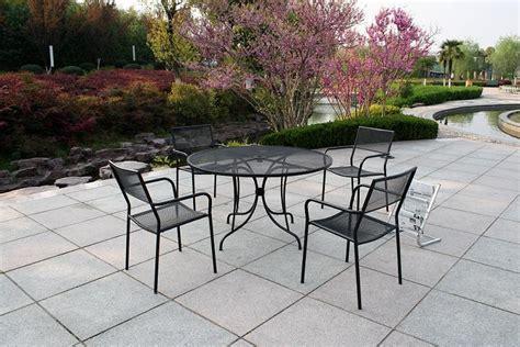 basic metal patio furniture care tips we bring ideas metal