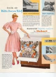 Electric Dishwasher   Home Appliances Over the Years