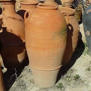 Jarre Terre Cuite Grande Taille : grande jarre terre cuite ~ Dailycaller-alerts.com Idées de Décoration