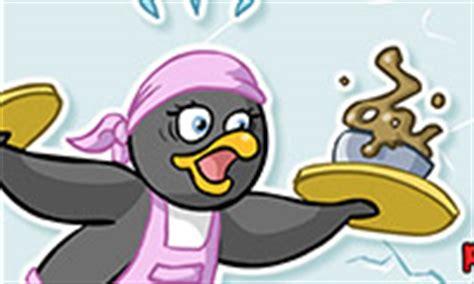 jeux de cuisine pingouin jeux de pingouin jouez gratuitement à des jeux en ligne