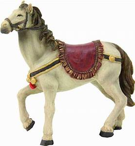 Figuren Für Schneekugeln : krippenfiguren tiere pferd f r figuren 9 10 cm ~ Frokenaadalensverden.com Haus und Dekorationen
