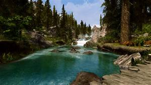 Riverwood, Forest, At, Skyrim, Special, Edition, Nexus