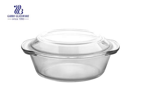 oven baking pyrex bowl lid clear china glass glassware