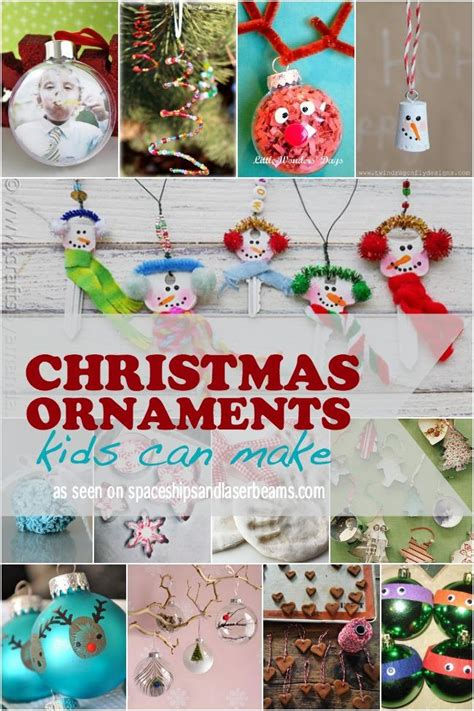 christmas decorations for kids to draw 12 ornaments made with lego spaceships and laser beams