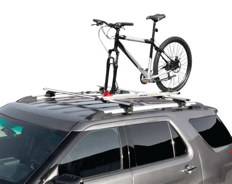 rola roof rack rola roof rack bike carrier fork mount bicycle holder