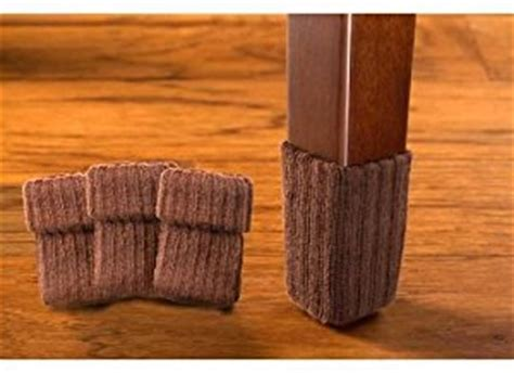 Chair Leg Protectors For Hardwood Floors by Nancyprotectztm Large Brown Hardwood Floor Chair Leg