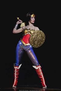 cosplay Wonder Woman injustice by Nemu013 on DeviantArt