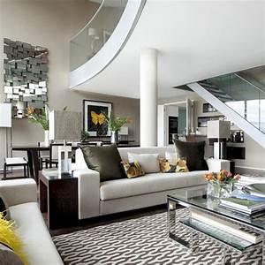 Fotos de interiores de casas modernas con lindos adornos for Disenos de interiores de casas modernas
