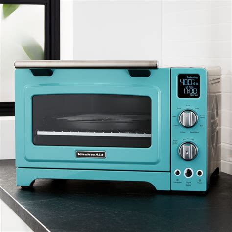 Small Countertop Ovens by Blue Kitchenaid Countertop Oven Reviews Crate And Barrel