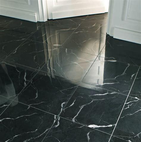 carrelage castorama en marbre noir brillant photo