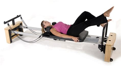 Stamina Aero Pilates Pro Xp 557 Pilates Reformer Machine