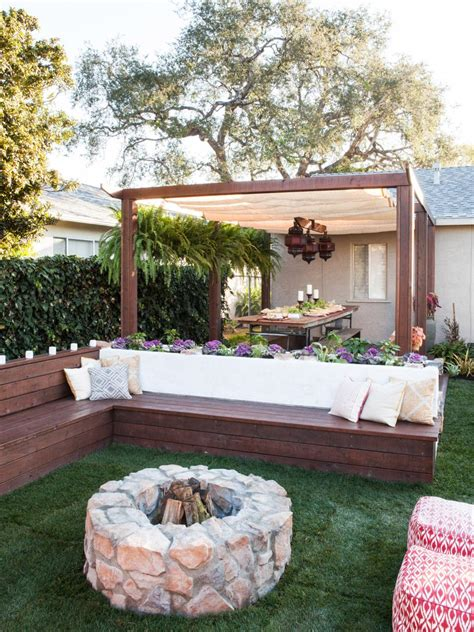 pictures of pits outdoor fire pit ideas hgtv