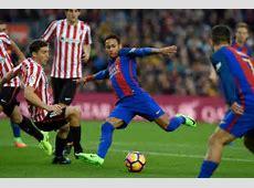 FC Barcelona superó sin problemas al Athletic de Bilbao