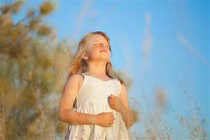 Children May Benefit From Deep Breathing For Stress  Pain