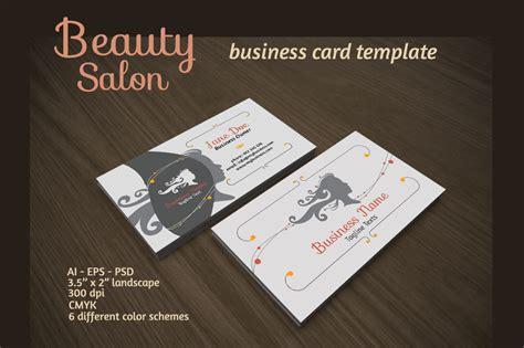 beauty salon business card business card templates