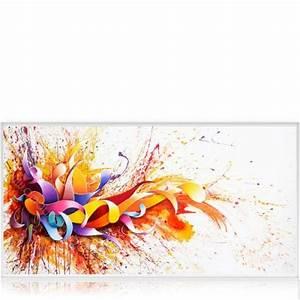 Tableau Coloré Moderne : tableau abstrait color artiste amaury dubois ~ Teatrodelosmanantiales.com Idées de Décoration