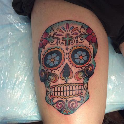 sugar skull designs 60 best sugar skull tattoos