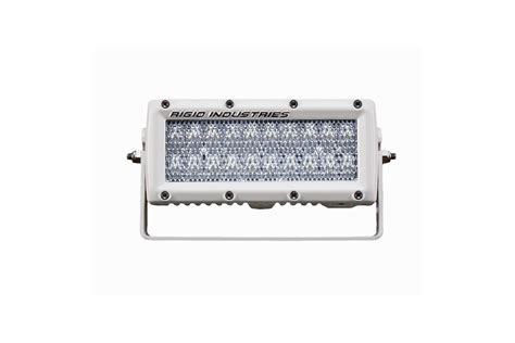 rigid marine light bar rigid industries marine eseries light bar diffused 6in