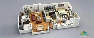 3D Floor Plans - 3D Home Design - Free 3D Models