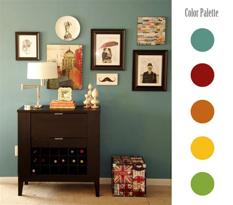 Home Interior Color Palettes by Interior Decorating Color Palettes Brokeasshome