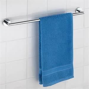 Fixation Cadre Sans Trou : porte serviettes mural napoli fixation sans trou wenko ~ Preciouscoupons.com Idées de Décoration