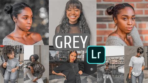 In this video, i will show you how to edit your picture in adobe lightroom mobile.if you like this tutorial, give this video a thumbs up and. GREY PRESET | Lightroom Presets For DARK SKIN | GRAY ...