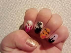 nails design 画像 ハロウィンは指先まで完璧に 真似したくなるハロウィンネイル 2015 naver まとめ