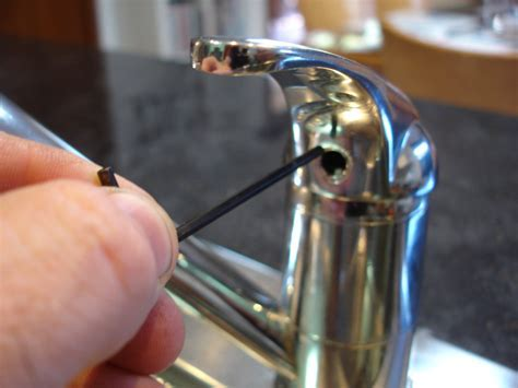 dripping mixer tap