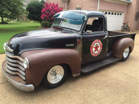 Chevrolet Pickup Shop Truck Patina For Sale