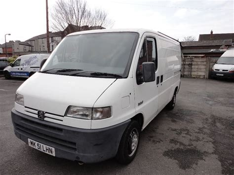 2001 Peugeot Boxer Pictures Information And Specs Auto Database