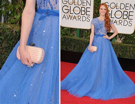 clutch satin pink the best evening bags from the 2016 golden globes