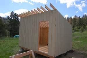 Cheap Shed Roof Ideas by How To Build An Inexpensive Storage Shed Woodturning