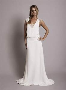 Tenue Mariage Boheme : mariage une robe boh me chic gr ce rime arodaky style wedding dresses wedding et wedding ~ Dallasstarsshop.com Idées de Décoration