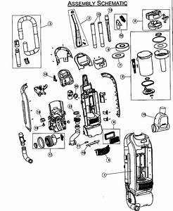 Kenmore Model 21637010800 Vacuum  Upright Genuine Parts