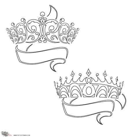 Best Queen Crown Drawing Ideas And Images On Bing Find What You