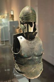 Ancient Greek Armor Breastplate