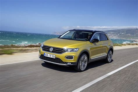 Volkswagen T-Roc Review - GTspirit