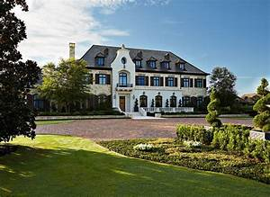The Country Mansion Traditional Exterior Tampa By