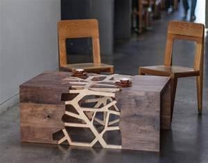 Couchtisch Holz Modern : couchtisch holz individuell ~ Markanthonyermac.com Haus und Dekorationen